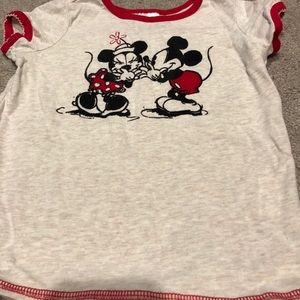 Disney T-shirt by Hanna Anderson 100cm